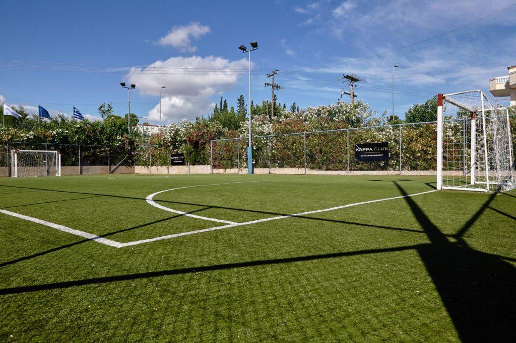 Mini Football Court