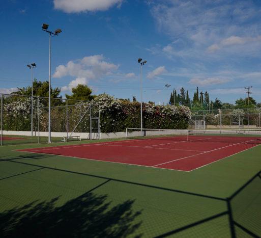 Γήπεδο tennis