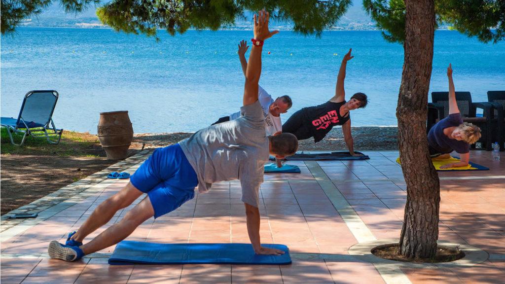 Yoga – Pilates – Aqua Fitness